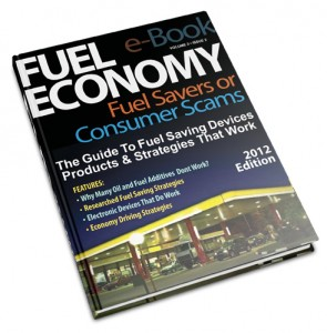 Fuel Economy eBook from Cost of Fuel