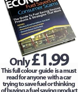 Fuel Economy e-Book advert